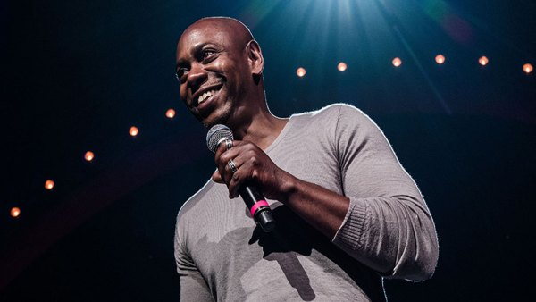Dave Chappelle in concert, Radio City Music Hall, New York, USA - 09 Aug 2017