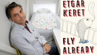 Entertainment Etgar Keret's 'Fly Already' Is a Hilarious, Absurd Collection of Short Stories
