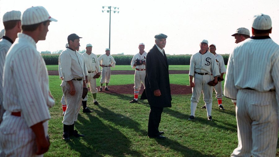Field Of Dreams - 1989 Burt Lancaster