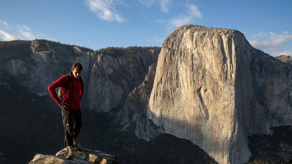 Free Solo, Alex Honnold / National Geographic