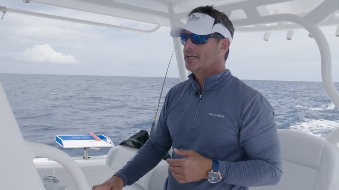 Fisherman and 'Uncharted Waters' Host Peter Miller on His Essential Gear for a Fishing Trip