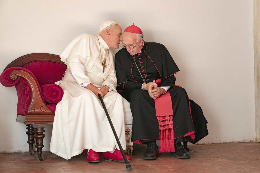 Netflix / The Two Popes