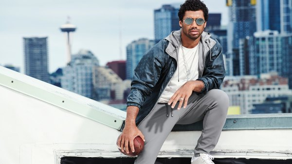 Russell Wilson, quarterback for the Seattle Seahawks