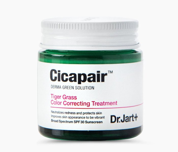 Cicapair Color-Correcting Treatment SPF 30 from Dr.Jart+