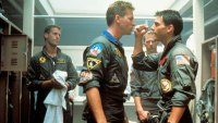 Top Gun facts - Top Gun, Rick Rossovich, Val Kilmer, Anthony Edwards, Tom Cruise