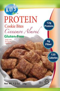 Kay's Naturals Protein Cookie Bites Pack of 6