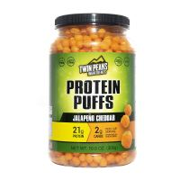 Twin Peaks Jalapeno Cheddar Protein Puffs