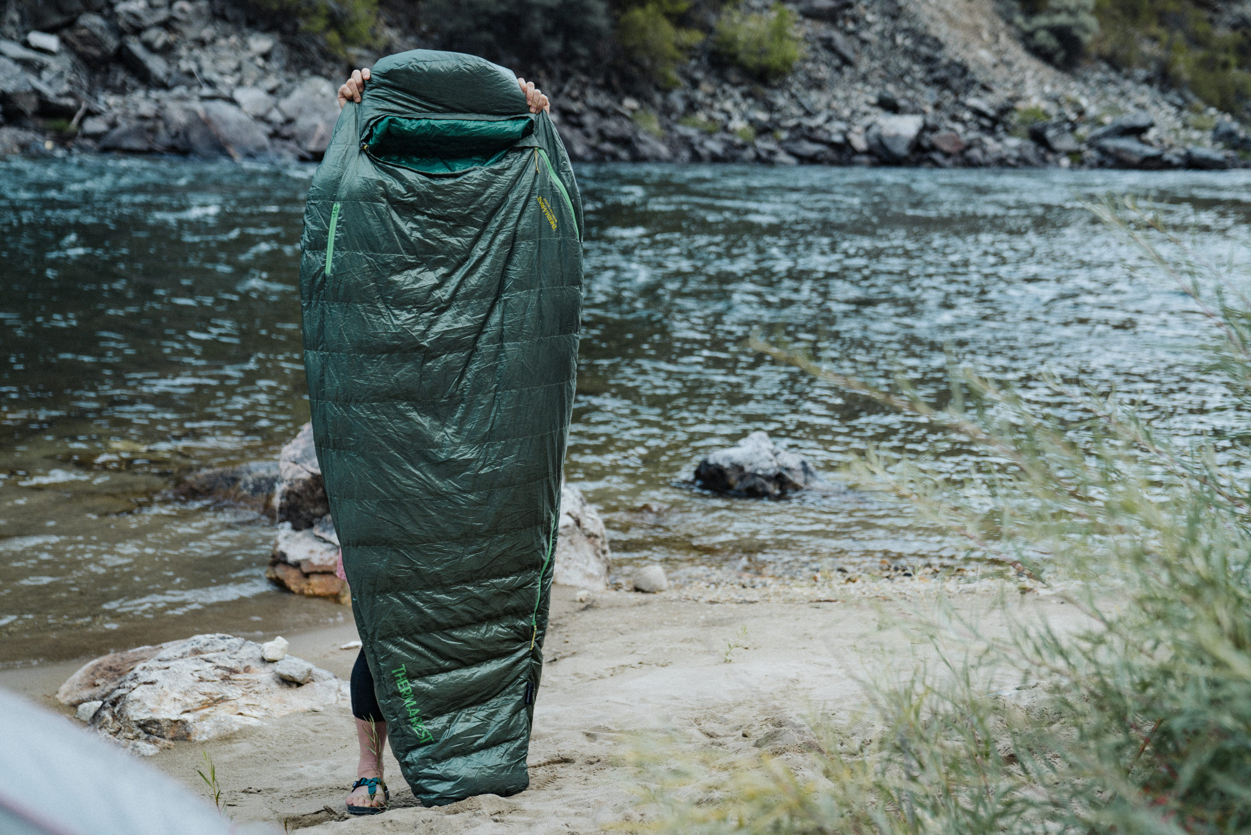 Packlist: Gear we loved for a 3-day rafting adventure on the Salmon River in Idaho