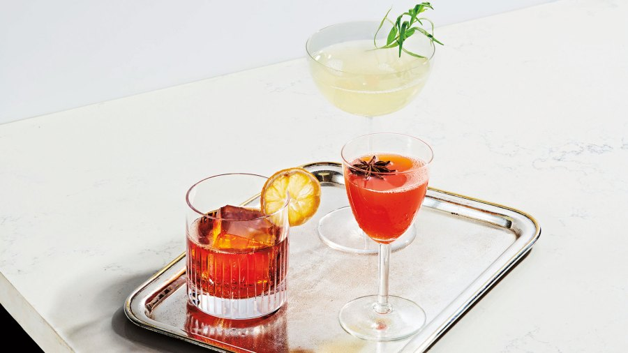 Cocktails that don't have added sugar