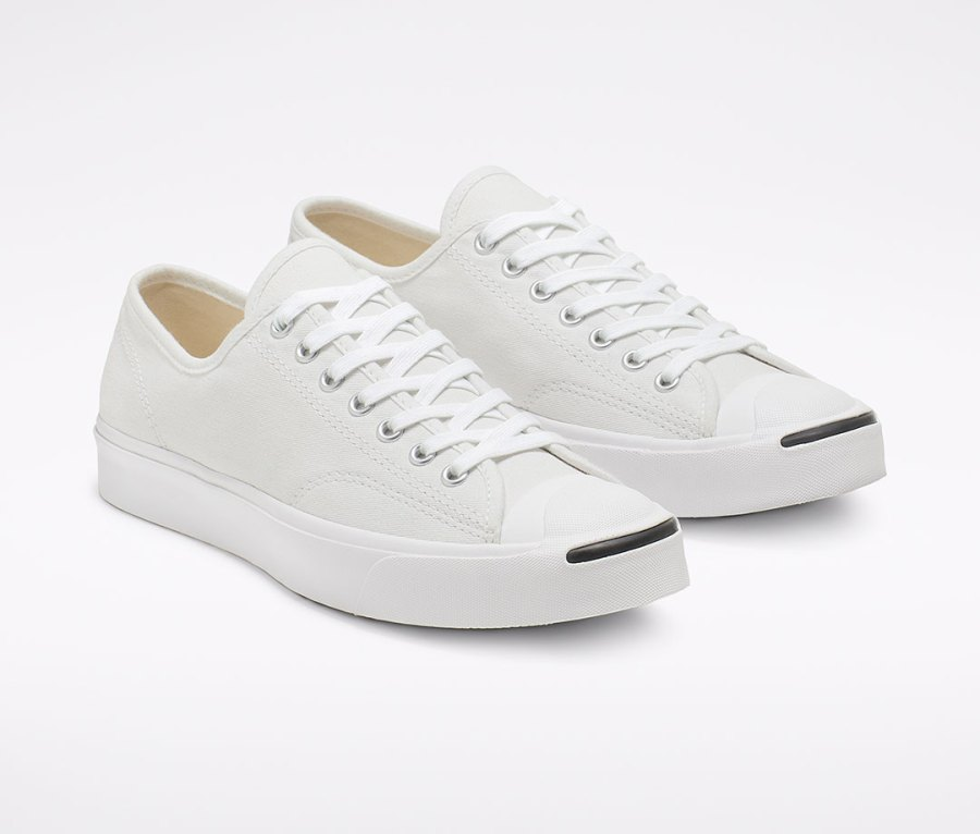 Jack Purcell Canvas Low Top