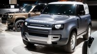 Get Your First Official Look at the Sleek New Land Rover Defender