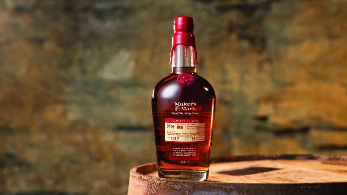 This First-of-Its-Kind Maker's Mark Whiskey Is a Must-Buy