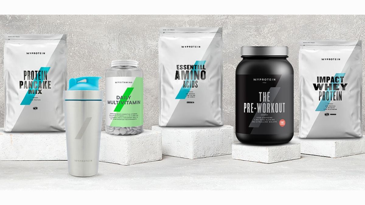 Absolutely Crush Your Fitness Goals with MyProtein's 35% Off Sale