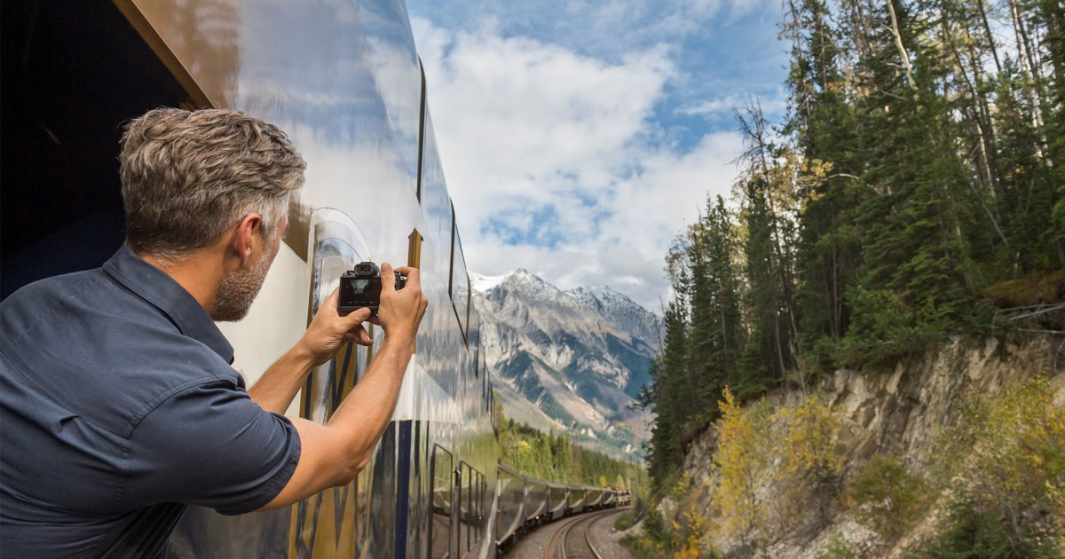 10 Luxury Train Getaways Adventurers Will Love