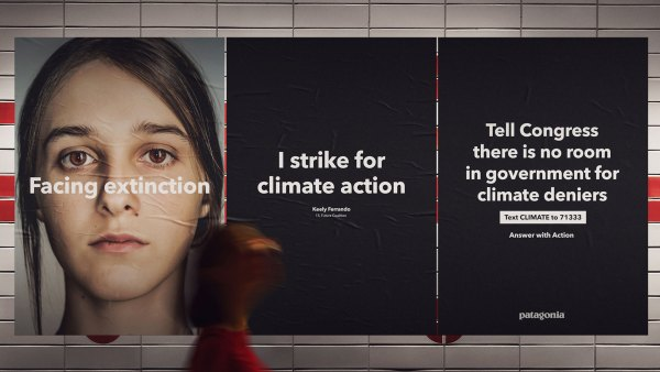 Patagonia closes stores for Climate Week