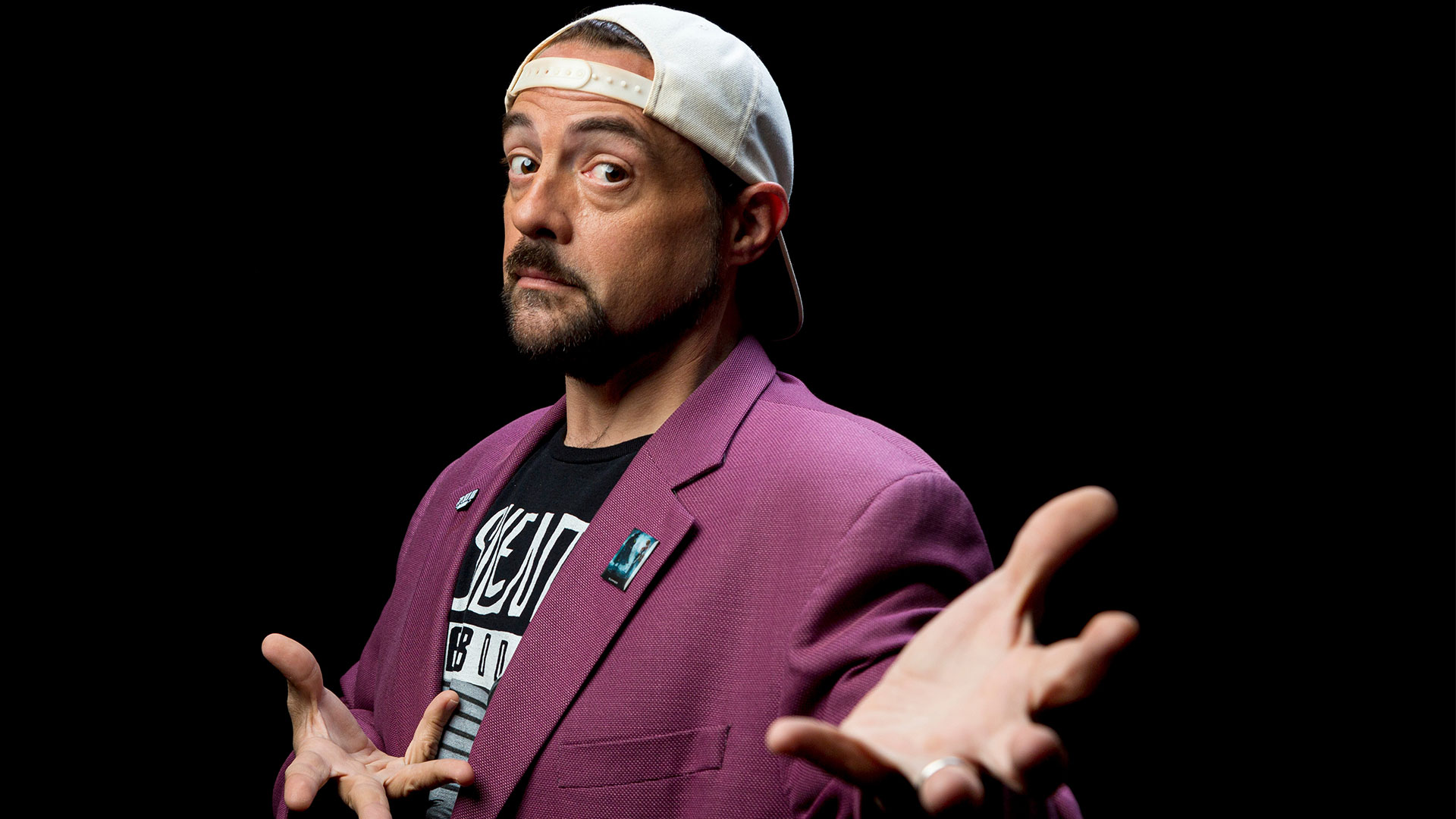 Kevin Smith on Podcasts and Why He Watched 'Infinity War' 20 Times