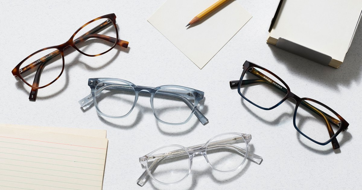 Fall Fashion Edit: The Most Stylish Eyeglasses You Can Buy Online
