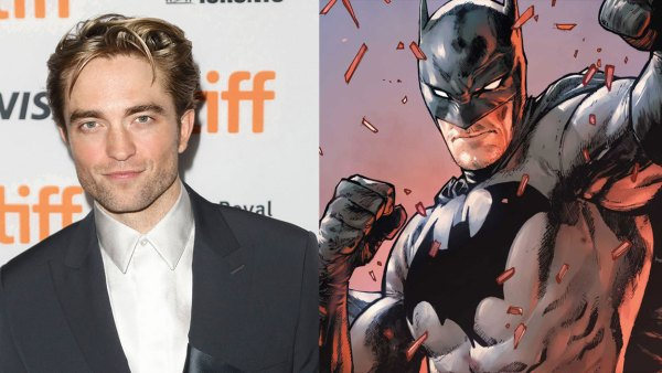 The Batman / Warner Bros. Movie / Courtesy of DC Comics / Batman - Everything To Know, 'The Lighthouse' premiere, Toronto International Film Festival, Canada - 07 Sep 2019 Robert Pattinson Michael Hurcomb/Shutterstock