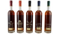 2019 Buffalo Trace Antique Collection Whiskeys