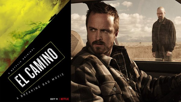 Breaking Bad movie / AMC / Sony, Netflix / El Camino: A Breaking Bad Movie