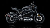 LiveWire, the first Harley‑Davidson electric motorcycle