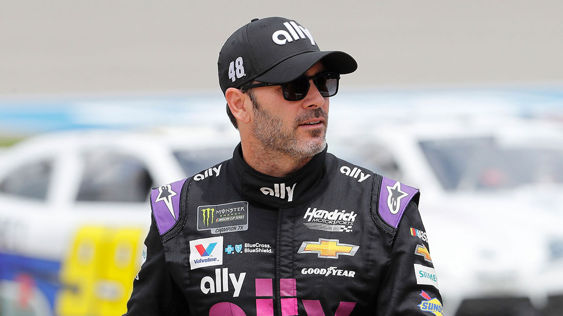 NASCAR Star Jimmie Johnson Will Retire After 2020