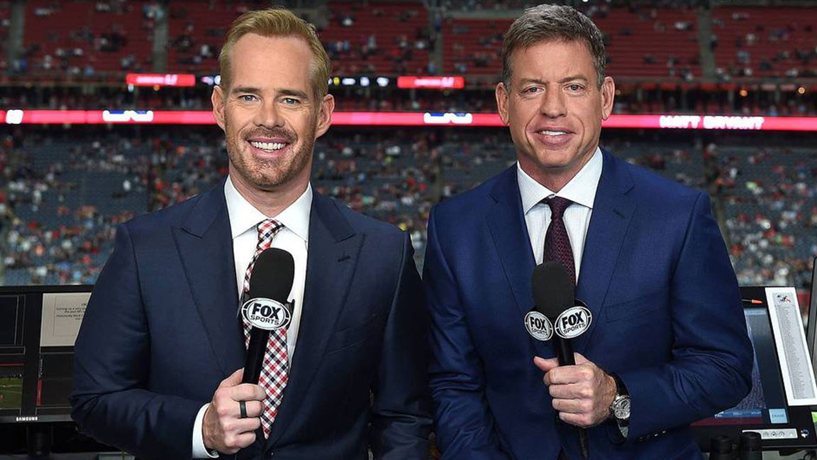 Broadcaster Joe Buck on Thursday Night Football and the Craziest Plays He's Ever Witnessed in the Booth