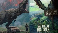 Jurassic World Short Film Battle at Big Rock / Fallen Kingdom / Universal Pictures