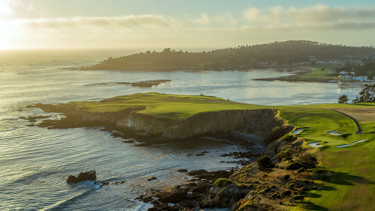 The Golfer's Four-Day Weekend in Monterey and Carmel