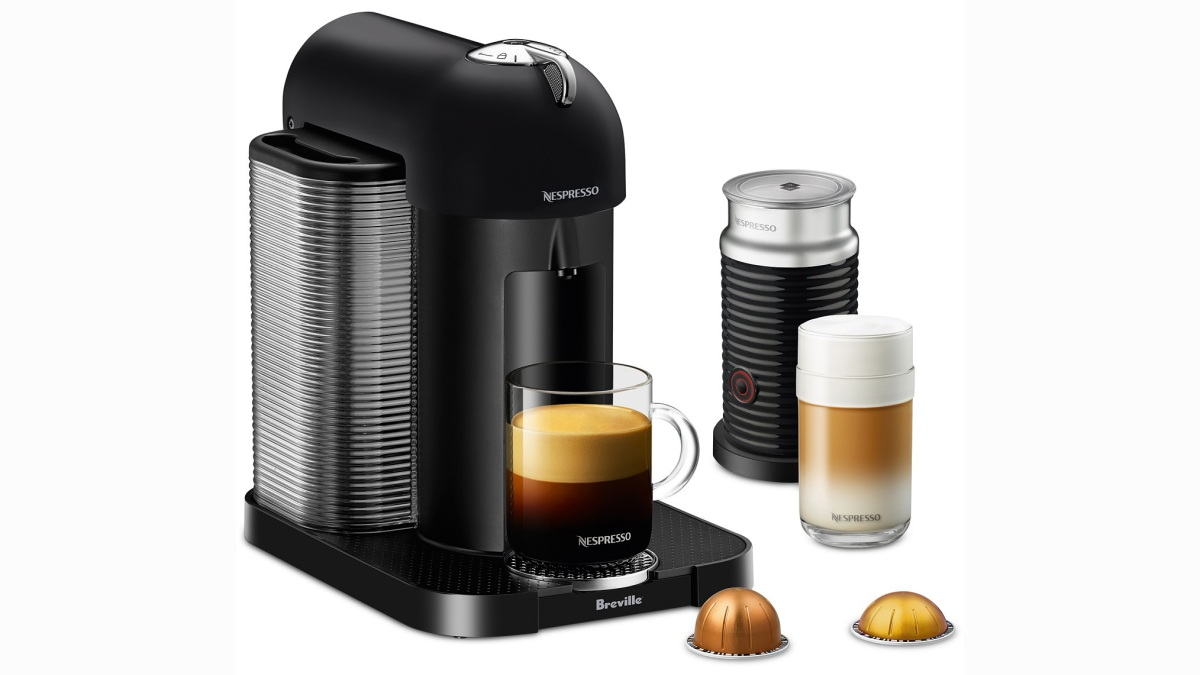 Our Favorite Coffee & Espresso Maker Is Over Half Off Right Now