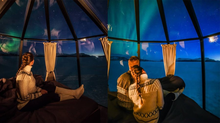 North Pole Igloos Camp, Northernmost Hotel in the World