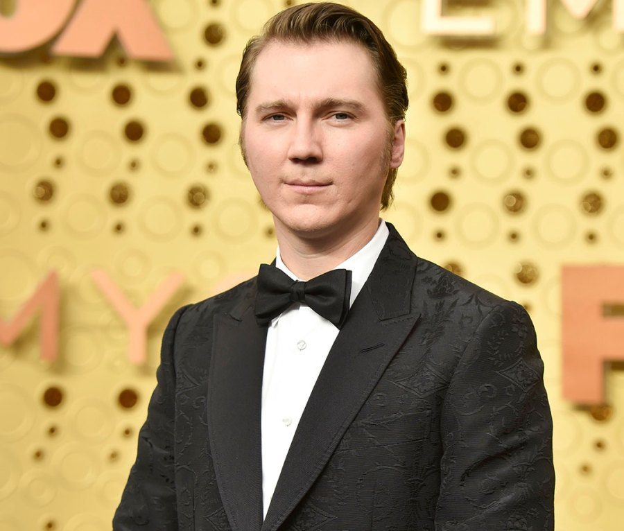 Paul Dano at the 71st Annual Primetime Emmy Awards