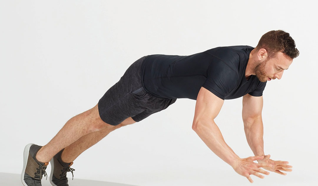 Workout of the Month: The 40-Pushup Challenge