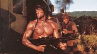 Film and Television Rambo: First Blood Part 2, Sylvester Stallone