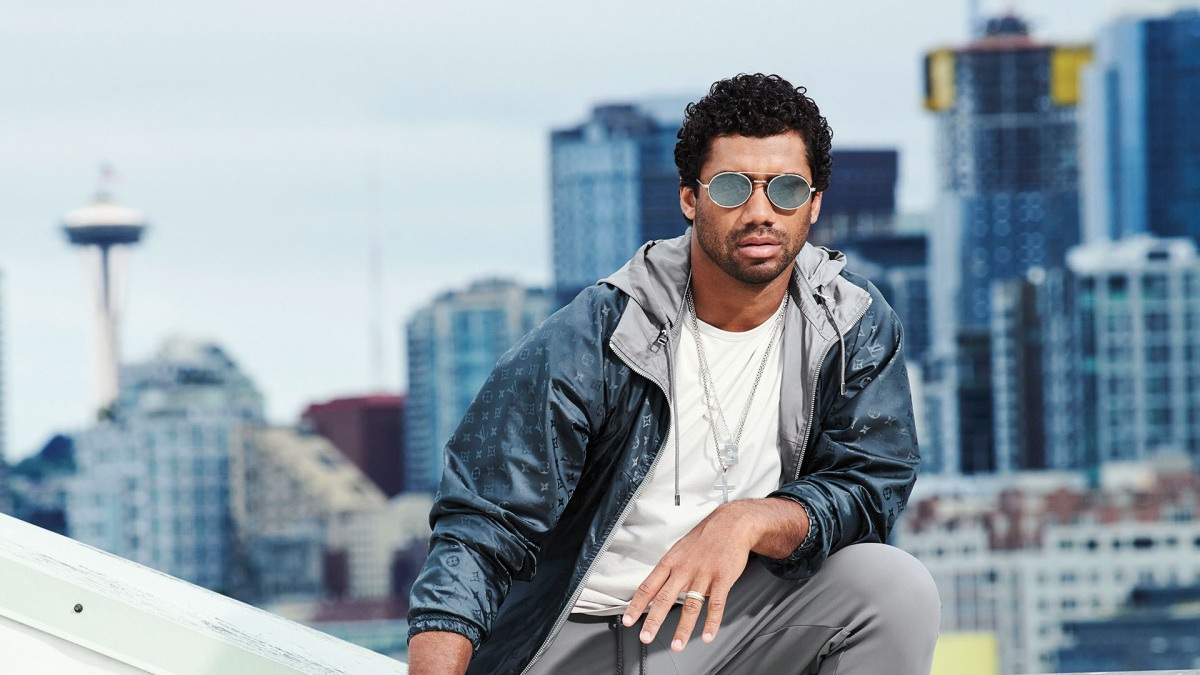 Pizza, Ice Cream, and 'Ravenous' Fans: Why Russell Wilson Loves Seattle