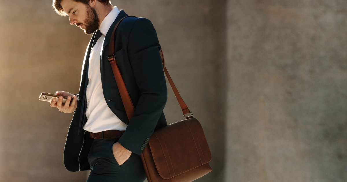 9 Seriously Stylish Men's Bags for Fall