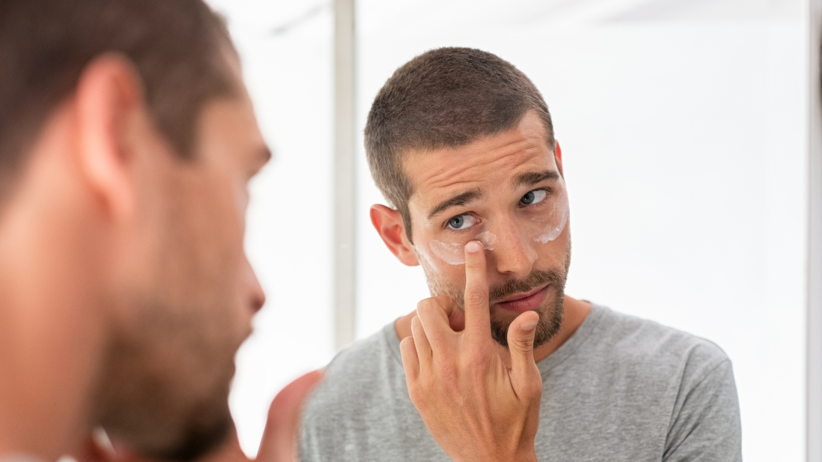Eliminate Puffy Eyes—An Eye Wrinkle Solution for Men That Really Works