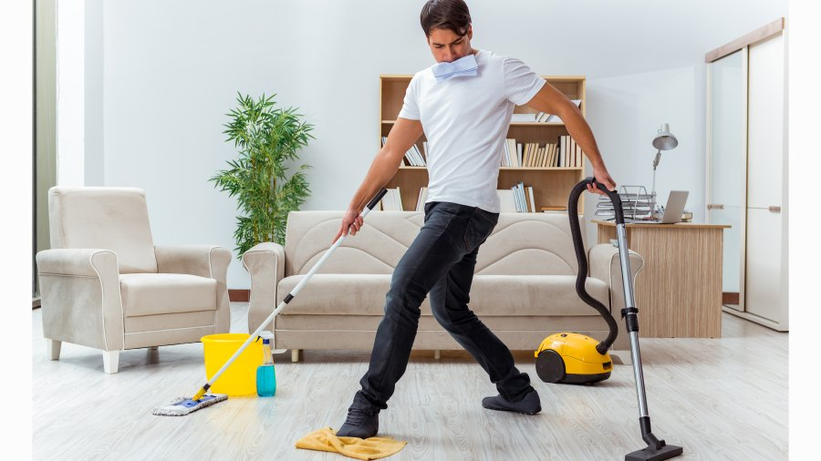 cleaning home devices