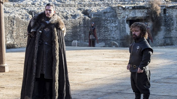 Game of Thrones awards / HBO