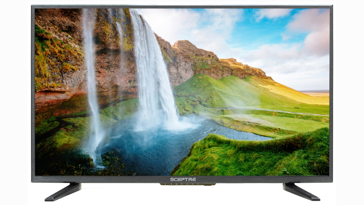This 32″ TV Is On Sale for Just $87—Just In Time for Football!