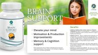 Nootropics Brain Support Dietary Supplement