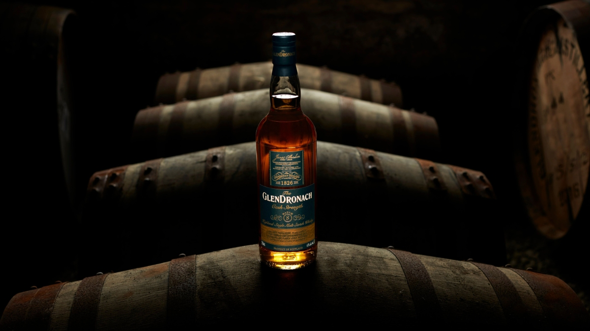 Why You Need to Try These Very Different (and Very Rare) New Scotches From GlenDronach