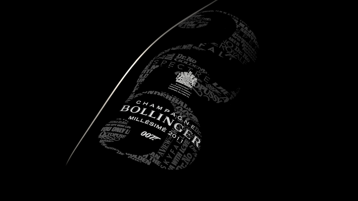The New Champagnes Every Bond Fan Will Want Ahead of 'No Time to Die'
