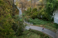 Greenway in Asheville, NC