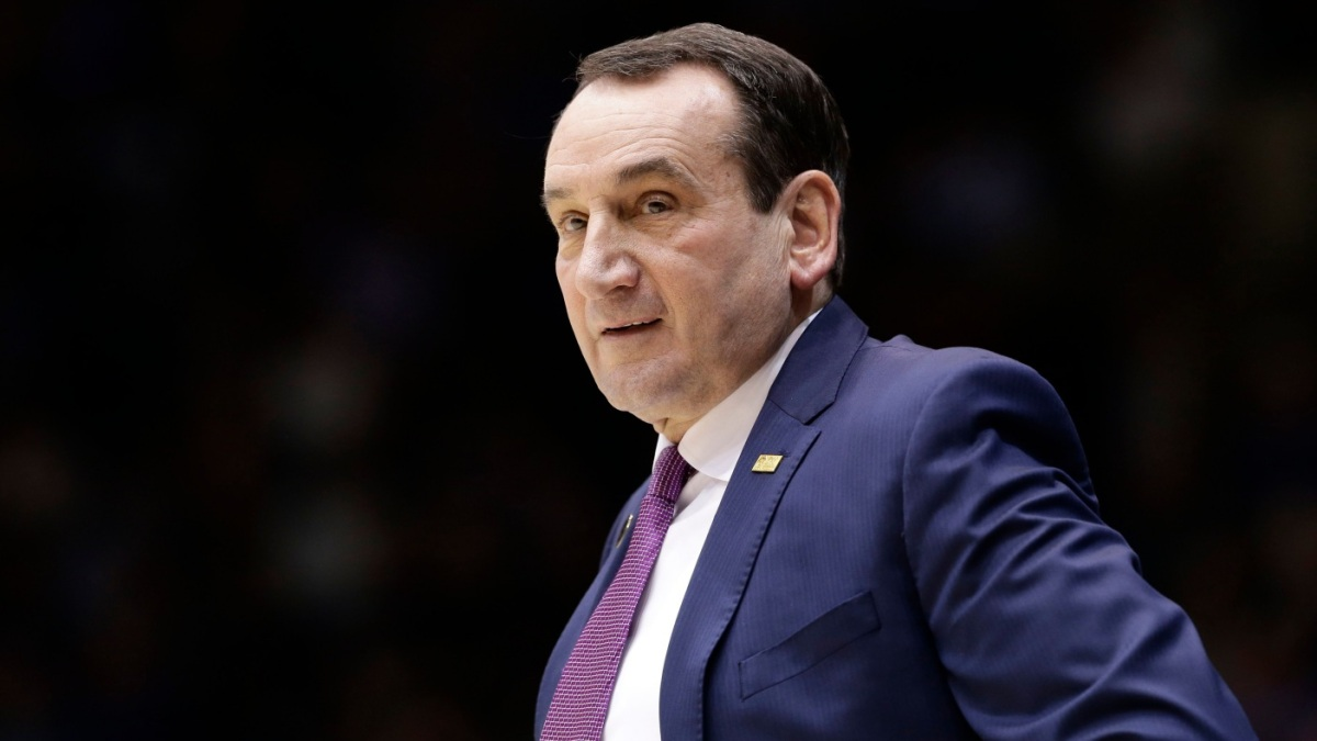 Duke Coach Mike Krzyzewski Throws His Support Behind California's New Fair Pay to Play Law