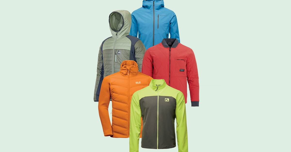 Chill Chasers: The Best New Shell Jackets for Every Adventure