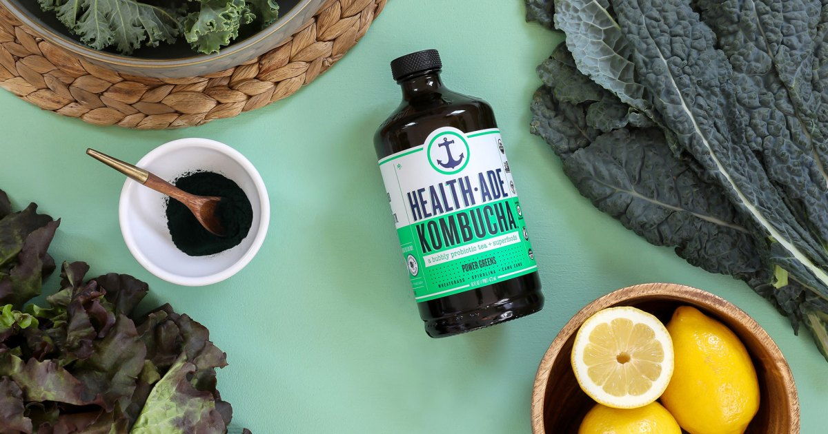 The Healthiest Low-sugar Kombuchas You Can Buy
