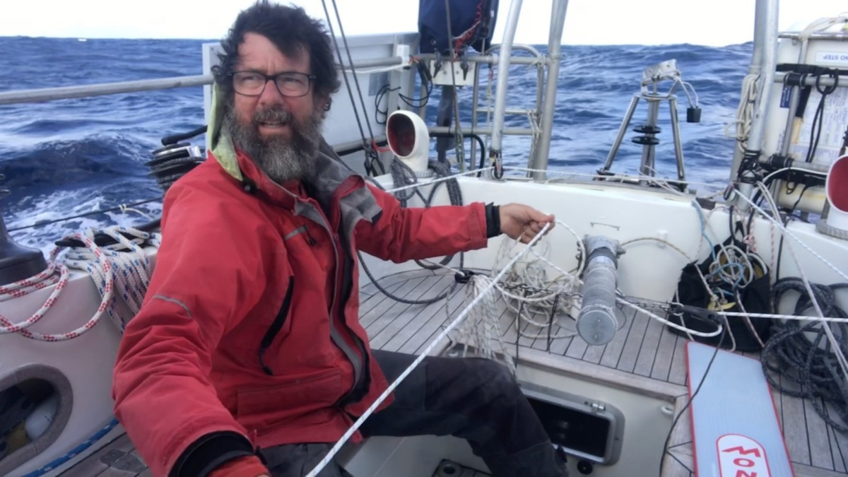 American Sailor Randall Reeves Completes 40,000-Mile 'Figure-8' Route Across the Globe