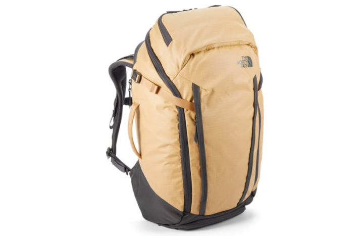 the north face pack
