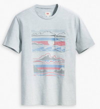 Levi's® WellThread™ X Outerknown Logo Tee Shirt